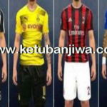 PES 2017 Kitpack Update 2 Season 2017-18