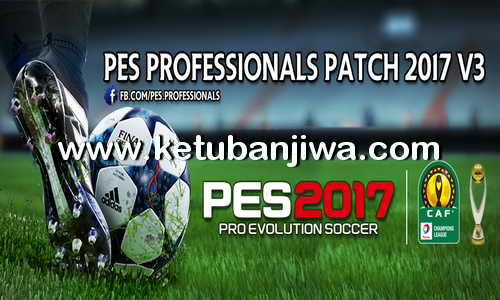 PES 2017 PES Professionals v3 Single Link