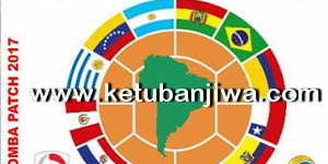 PES 2017 PS2 Bomba Patch CONMEBOL Update May 2017 Ketuban Jiwa