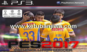 PES 2017 PS3 Option File 5.1 by JeeCkho