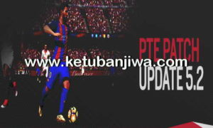 PES 2017 PTE Patch 5.2 Update 05.05.2017