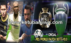 PES 2017 Pes World Patch 2.0