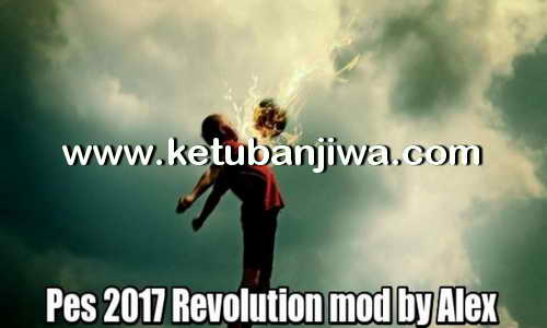 PES 2017 Revolution Mod 6.0 Game Play by Alex Ketuban Jiwa