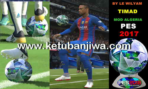 PES 2018 Ball For PES 2017 by LE Wilyam Ketuban Jiwa