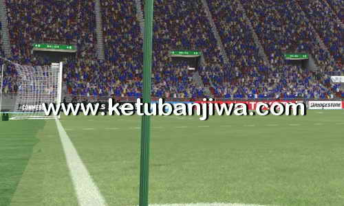 Download PES 2017 CONMEBOL Libertadores Bridgestone Adboards by Everest9 Ketuban Jiwa