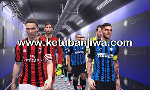 Download PES 2017 New Tunnel For PTE Stadium v2 + Fix Anthem by PC Professional Ketuban Jiwa