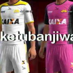 PES 2013 Criciúma Kits Pack Season 2017-18