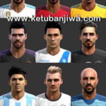 PES 2013 Despacito Facepack by L.G.R Facemaker