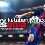 PES 2018 Graphic Mod For PES 2013 by R-Patch