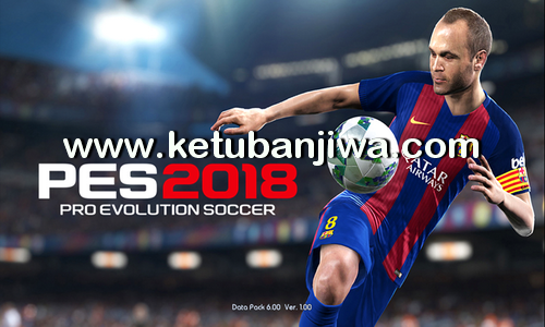 PES 2013 Graphic Mod PES 2018 by R-Patch Ketuban Jiwa