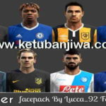 PES 2013 Jupiter Facepack Update
