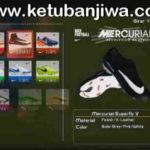 PES 2013 Nike Mercurial Superfly V HD Boots 2017/18