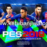PES 2013 Next Season Patch 2017-2018 Compatible PESEdit 6.0 Ketuban Jiwa