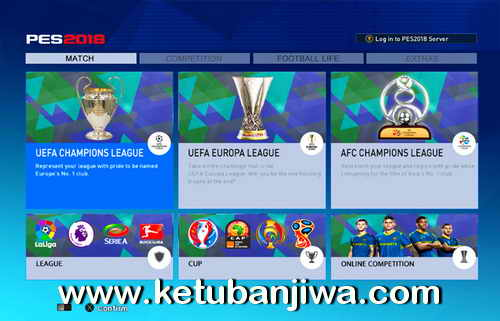 PES 2013 Next Season Patch 2017-2018 Compatible PESEdit 6.0 Ketuban Jiwa Preview 4