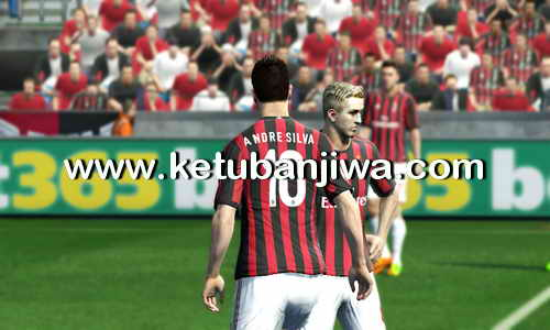 PES 2013 P-PES Patch 2.1 Update Season 2017-18 Ketuban Jiwa
