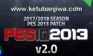 PES 2013 PES-ID Ultimate Patch 2.0 AIO