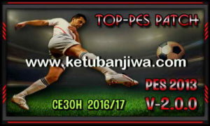 PES 2013 TOP-PES Patch 2.0.0 AIO