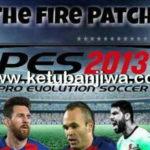 PES 2013 The Fire Patch Season 2017-2018