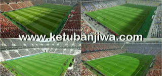 PES 2013 Turkey Super League Stadium Pack GDB Season 2017-2018 by Warriorblack Ketuban Jiwa