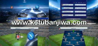 PES 2013 UCL + UEL Graphic Mod v3 by A. Deniz Ketuban Jiwa