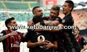 PES 2017 AC Milan Goal Song - Goaltune by Mauri_d Ketuban jiwa
