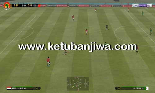 PES 2017 Africa Cup of Nations Scoreboard by Amir Ketuban Jiwa