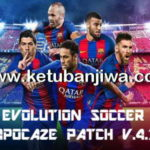 PES 2017 Apocaze Patch 4.2.1 Update