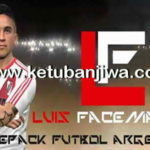 PES 2017 Facepack Futbol Argentino by Luis Facemaker
