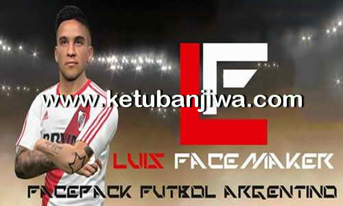 PES 2017 Argentina League Mega Facepack by Luis Facemaker Ketuban Jiwa