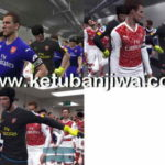 PES 2017 Arsenal Fantasy Kits by OKOROr17