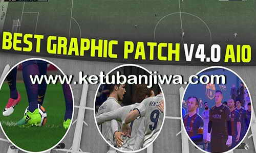 PES 2017 Best Graphic Patch v4 AIO + Anti Lag by Moddingway.ir Ketuban Jiwa