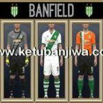 PES 2017 Club Atlético Banfield Kitpack 17-18