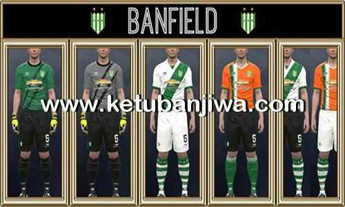 PES 2017 Club Atlético Banfield Kitpack Season 2017-2018 by Colitux Kits Ketuban Jiwa