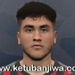 PES 2017 Davide Calabria Face by Litos Facemaker