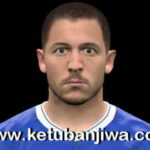 PES 2017 Eden Hazard Face Update