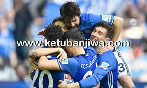 PES 2017 FC Schalke 04 Goal Song - Goaltune by Mauri_d Ketuban Jiwa