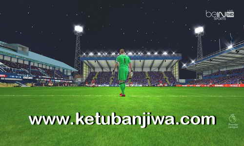PES 2017 Fratton Park Stadium Portsmouth by Orsest Ketuban Jiwa