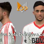 PES 2017 Kevin Sibille Face Club Atlético River Plate