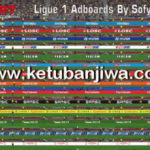 PES 2017 Ligue 1 Adboards by Sofyan Andri