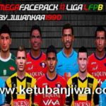 PES 2017 Mega Facepack Liga LFPB by JuuanKaa1990