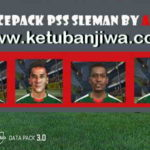 PES 2017 Facepack PSS Sleman v1 For iPatch