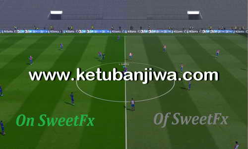 PES 2017 New SweetFx Mod by Eslam Ketuban Jiwa