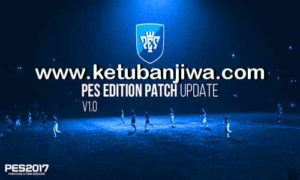 PES 2017 PES Edition Patch 1.0 Update