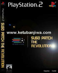 PES 2017 PS2 Suso Patch The Revolution v2 Season 2017-2018 Ketuban Jiwa