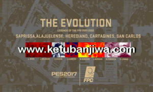 PES 2017 PS3 BLUS31598 Option File The Evolution