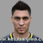 PES 2017 Paolo Goltz Face Update Boca Juniors