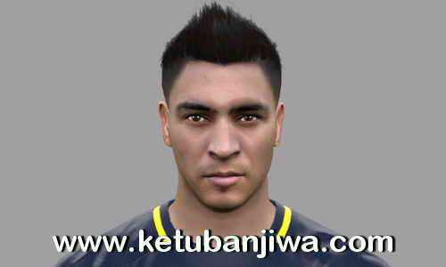 PES 2017 Paolo Goltz Face Update Boca Juniors by Nahue Facemaker Keutban Jiwa