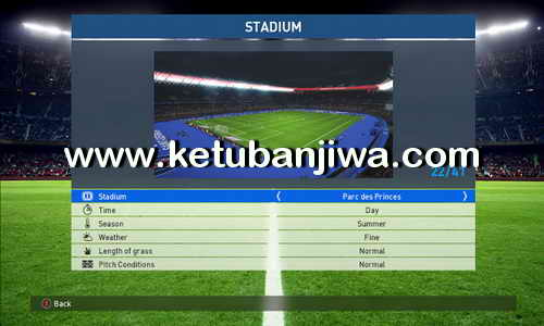 PES 2017 Stadium ID List by Sofyan Andri Ketuban Jiwa