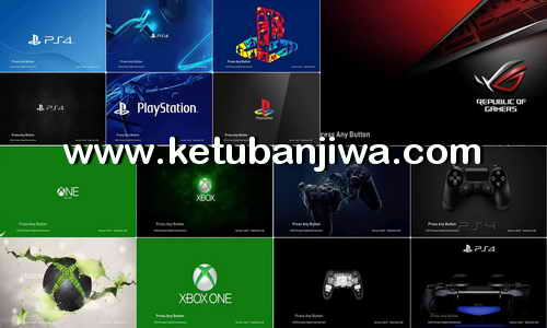 PES 2017 Startscreen Collection by Abrar Wiryawan Ketuban Jiwa