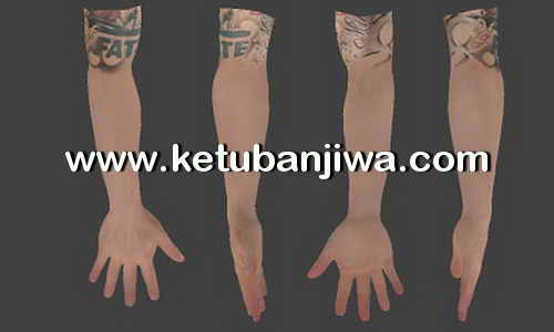 PES 2017 Tattoos + Bonus by Sho9_6 Collection Ketuban Jiwa
